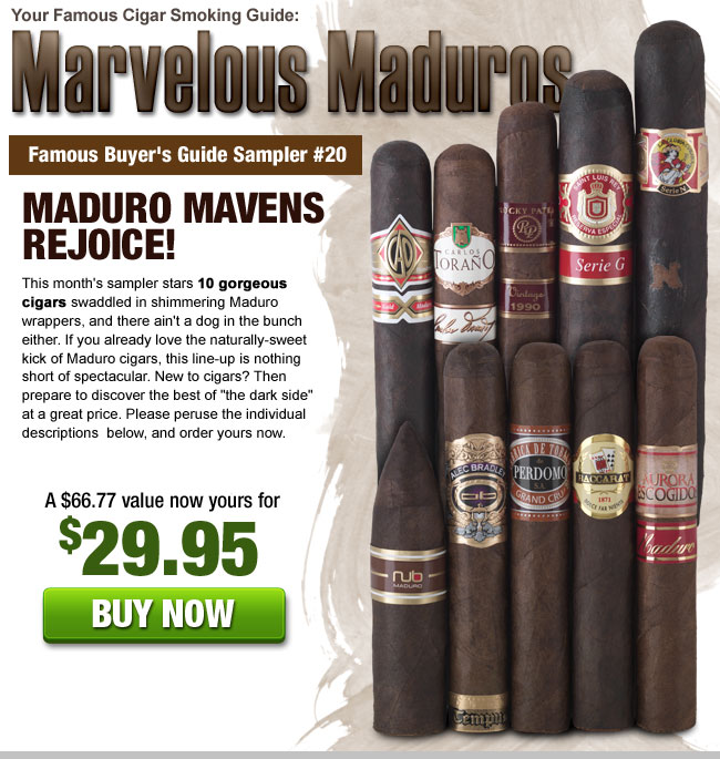 Marvelous Maduros