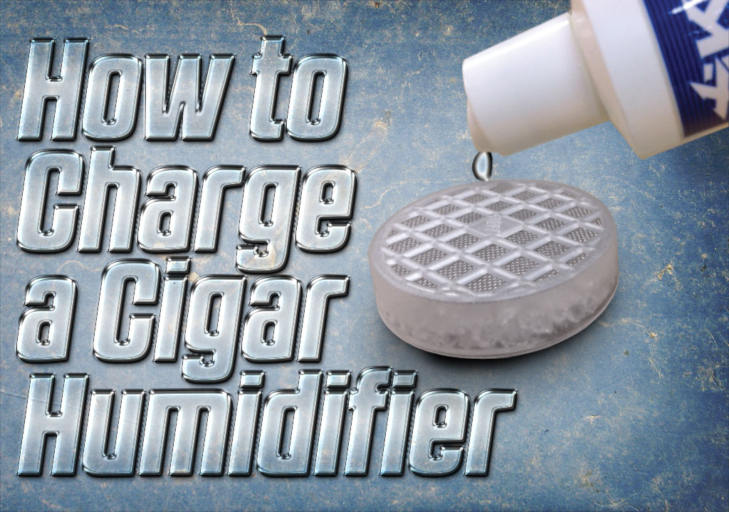 Cigar Humidification