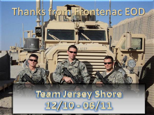 Team Jersey Shore