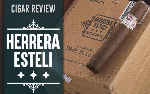 Herrera Esteli Cigar Review