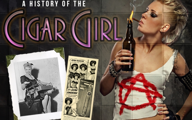 History of the Cigar Girl