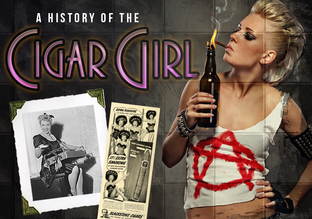 The History of Cigar Girl