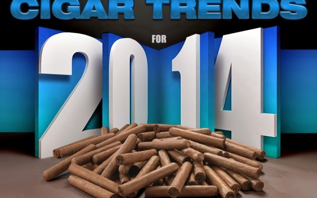 Cigar Trends For 2014