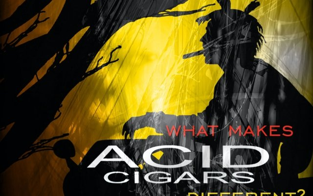 What Makes ACID Cigars Different?