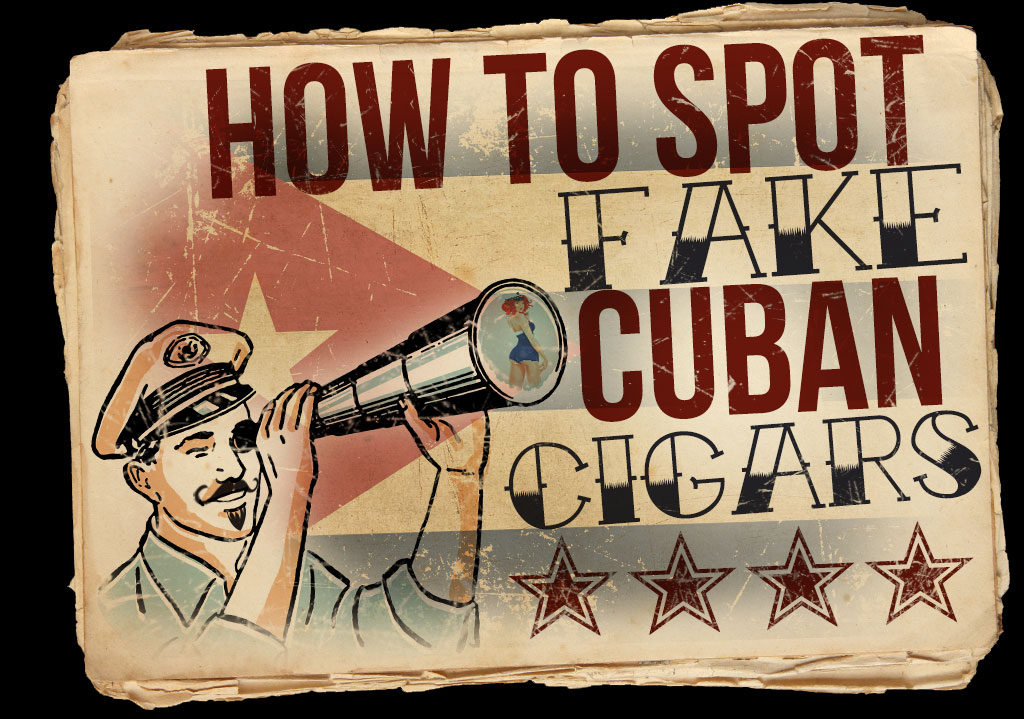 How to Spot Fake Cuban Cigars