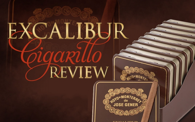 Excalibur Cigarillo Review