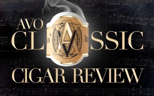 AVO Classic Cigar Review