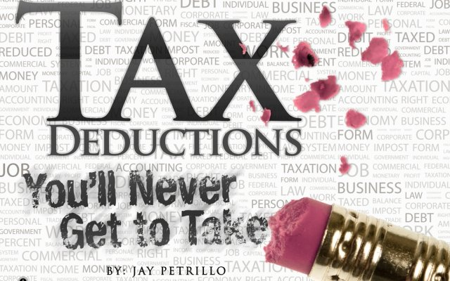 Tax Deductions You'll Never Get to Take