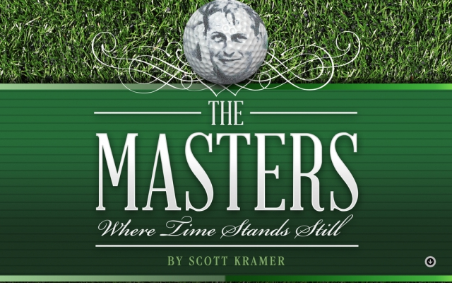 The Masters – Where Time Stands Still