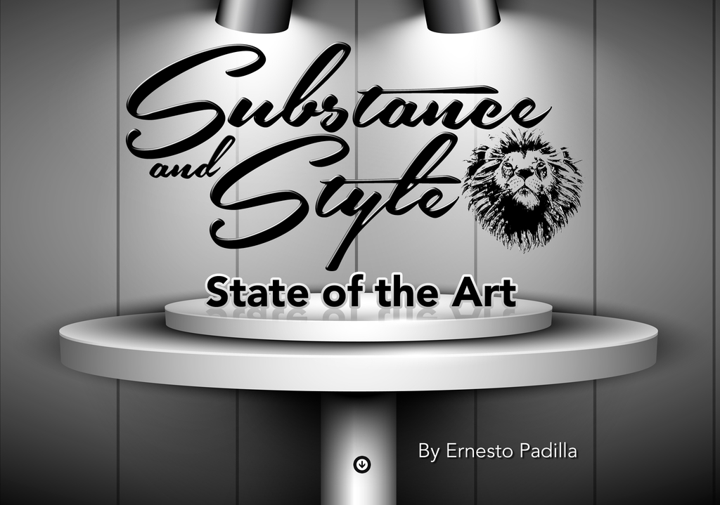 Substance and Style: State of the Art