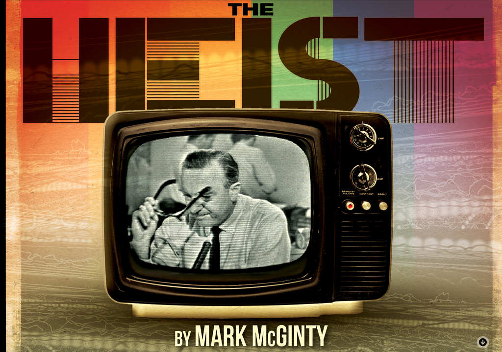 """The Heist"""