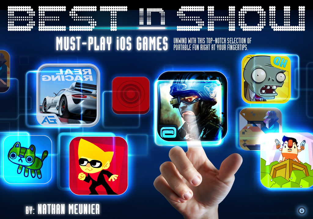 Best In Show Must – Play IOS Games