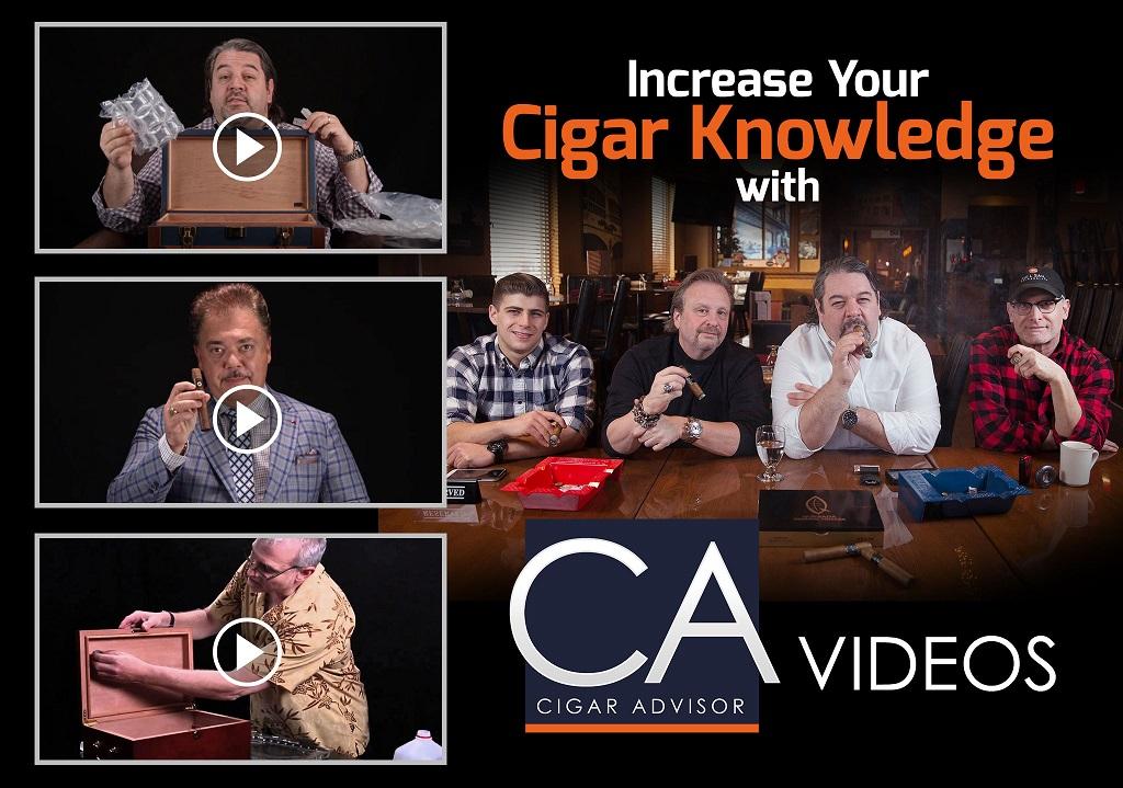 Cigar Advisor Video post