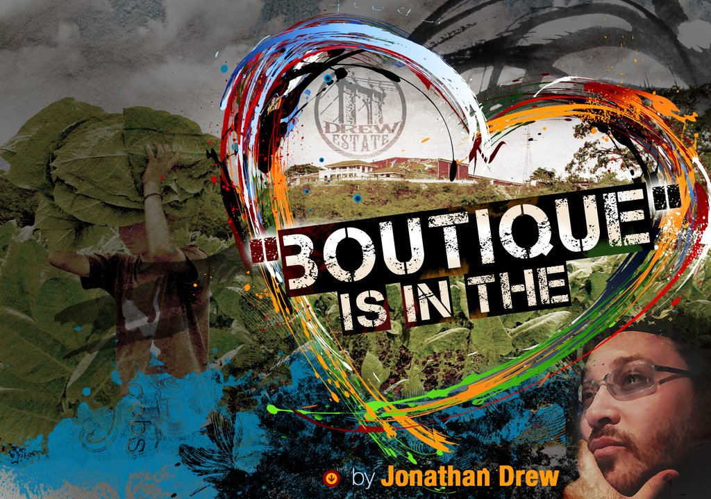 Boutique is in the heart