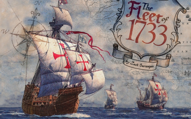 The Fleet of 1733