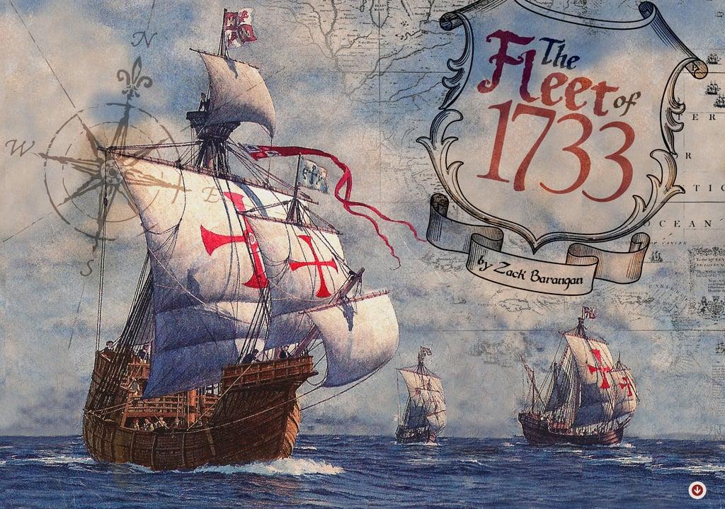 The Fleet of 1733