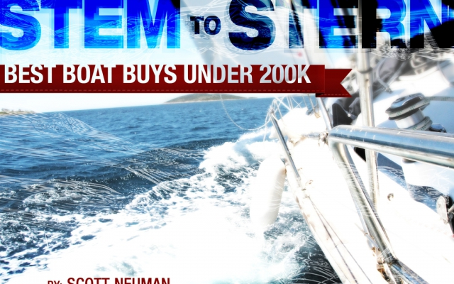 Stem to Stern: Best Boat Buys Under 200k