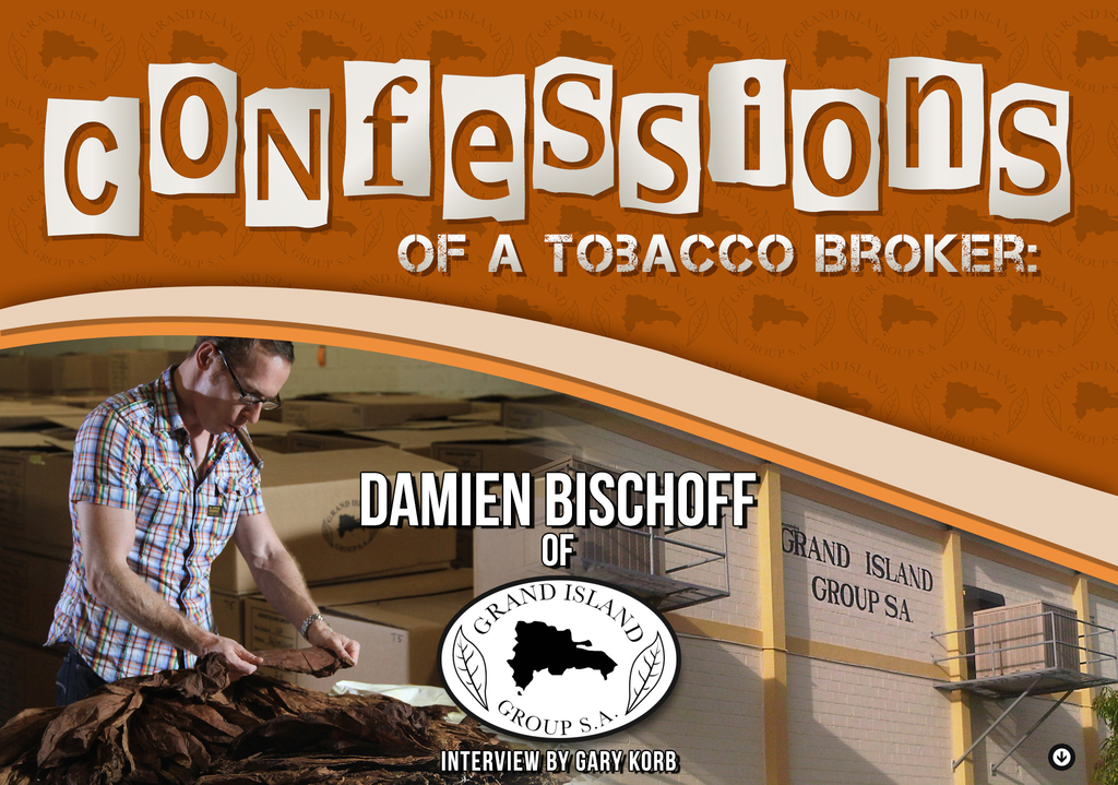 Confessions of a Tobacco Broker: Damien Bishcoff of Grand Island Group S.A.