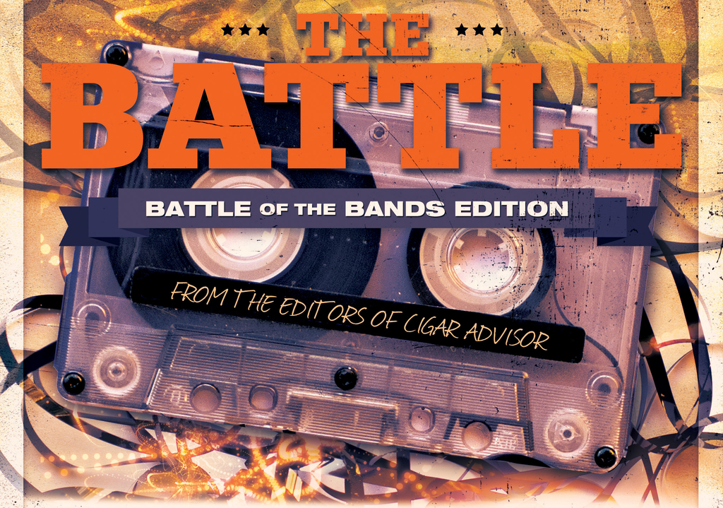 The Battle: Top Cigar Wrappers – Battle of the Bands Edition