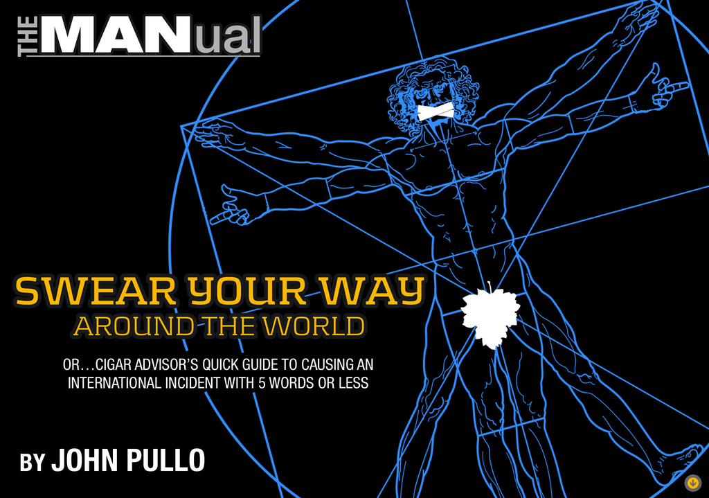 The MANual: Swear your way around the world
