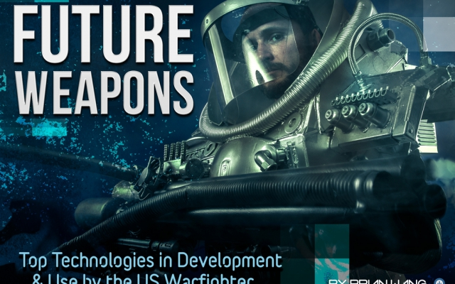 Future Weapons – Top Technologies in Development & Use by the US Warfighter
