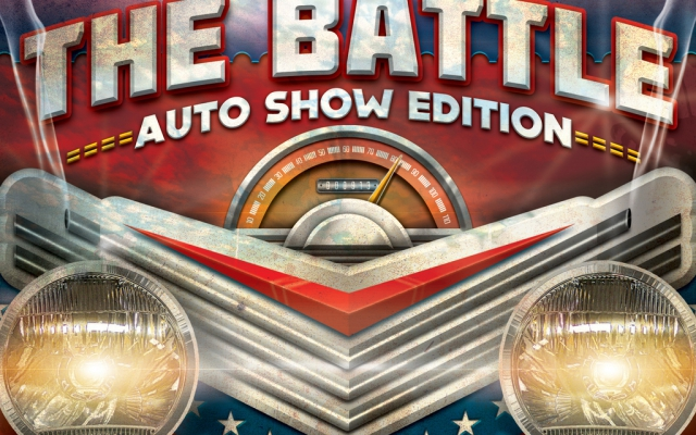 The Battle – Auto Show Edition