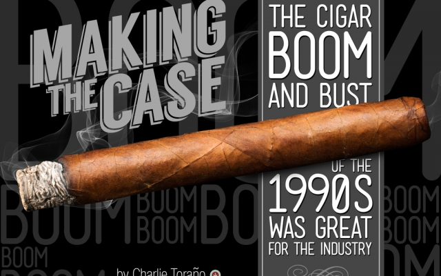Making the Case: The Cigar Boom and Bust of the 1990's