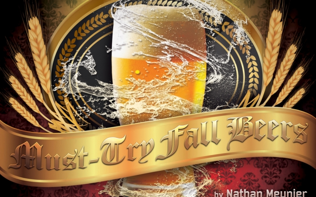 Must – Try Fall Beers