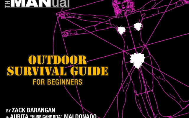 The MANual: Outdoor Survival Guide for Beginners