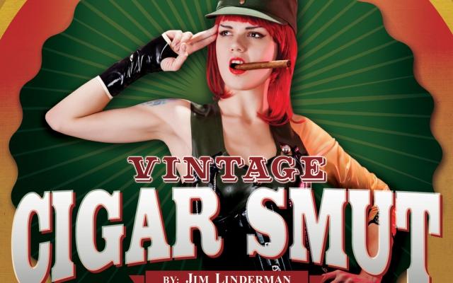 Vintage Cigar Smut