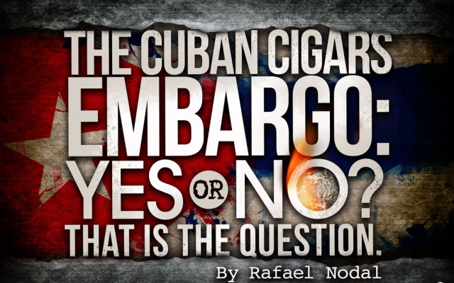 The Cuban Cigars Embargo