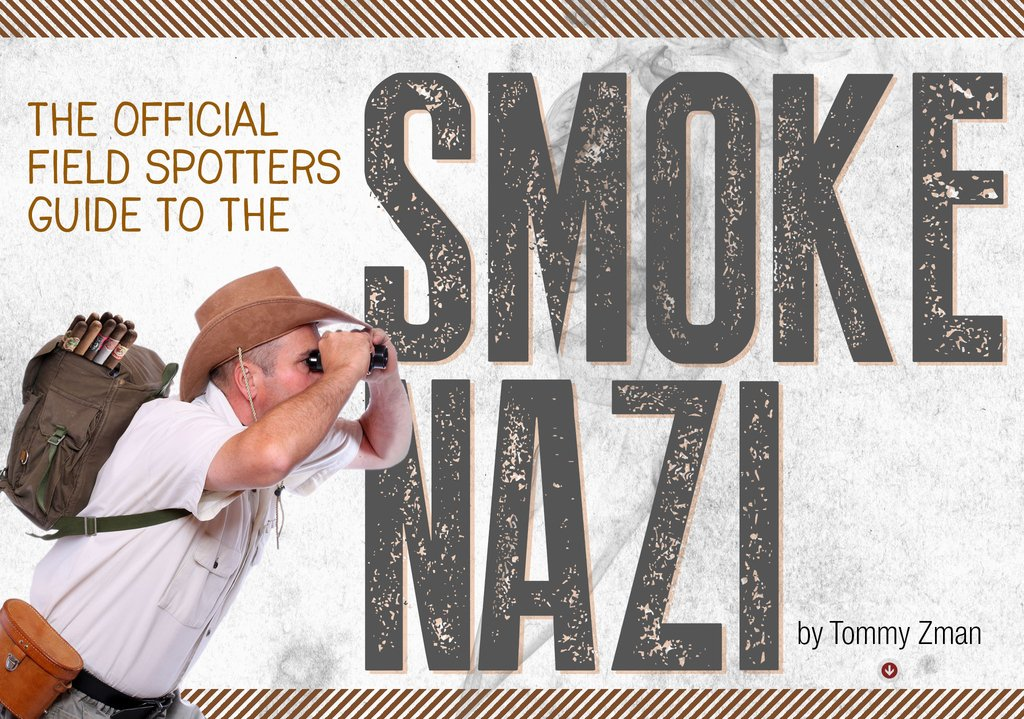 The Official Field Spotters Guide to the Smoke Nazi