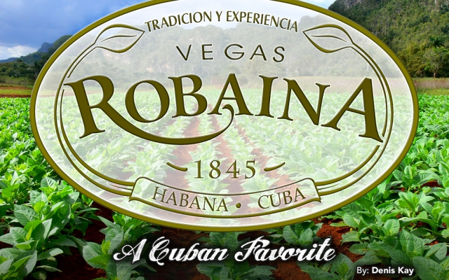 Vegas Robaina Review: A Cuban Favorite