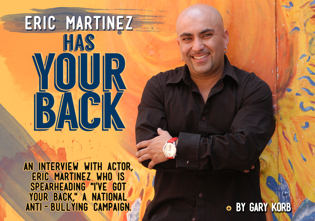 Eric Martinez Has Your Back