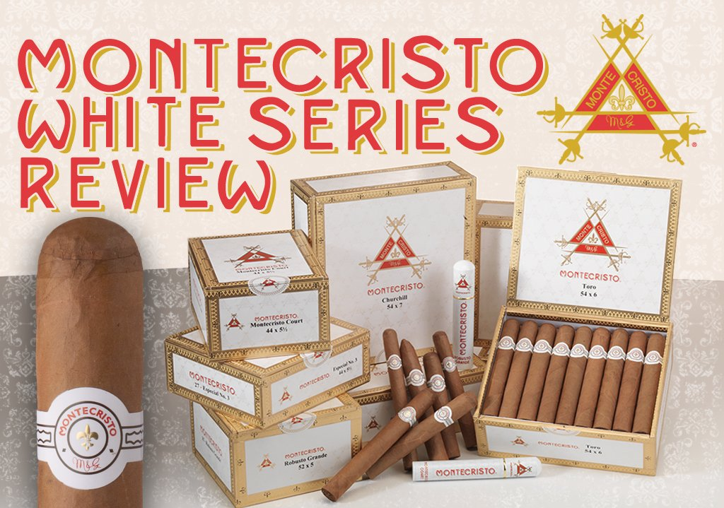 Montecristo White Series Cigar Review