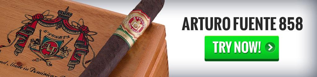 Arturo Fuente 858 Cigars