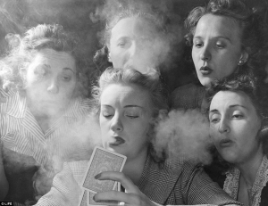 Inhaling Cigars
