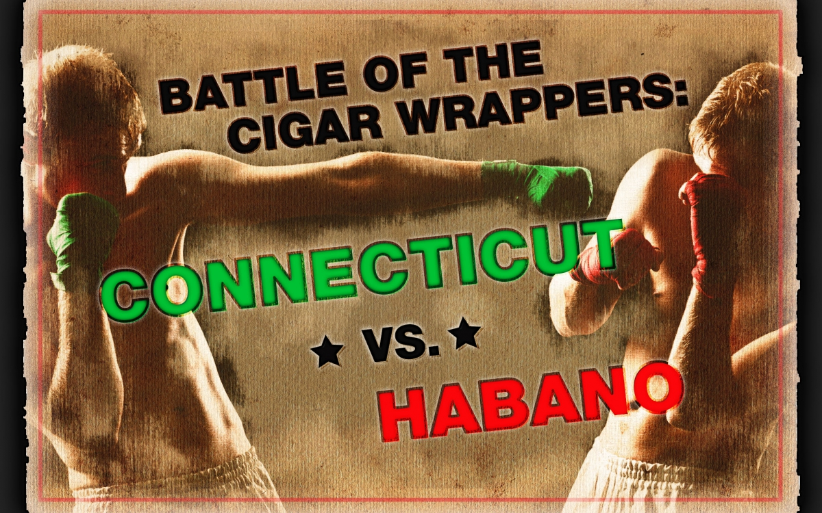 Difference between Connecticut and Habano Cigar Wrappers