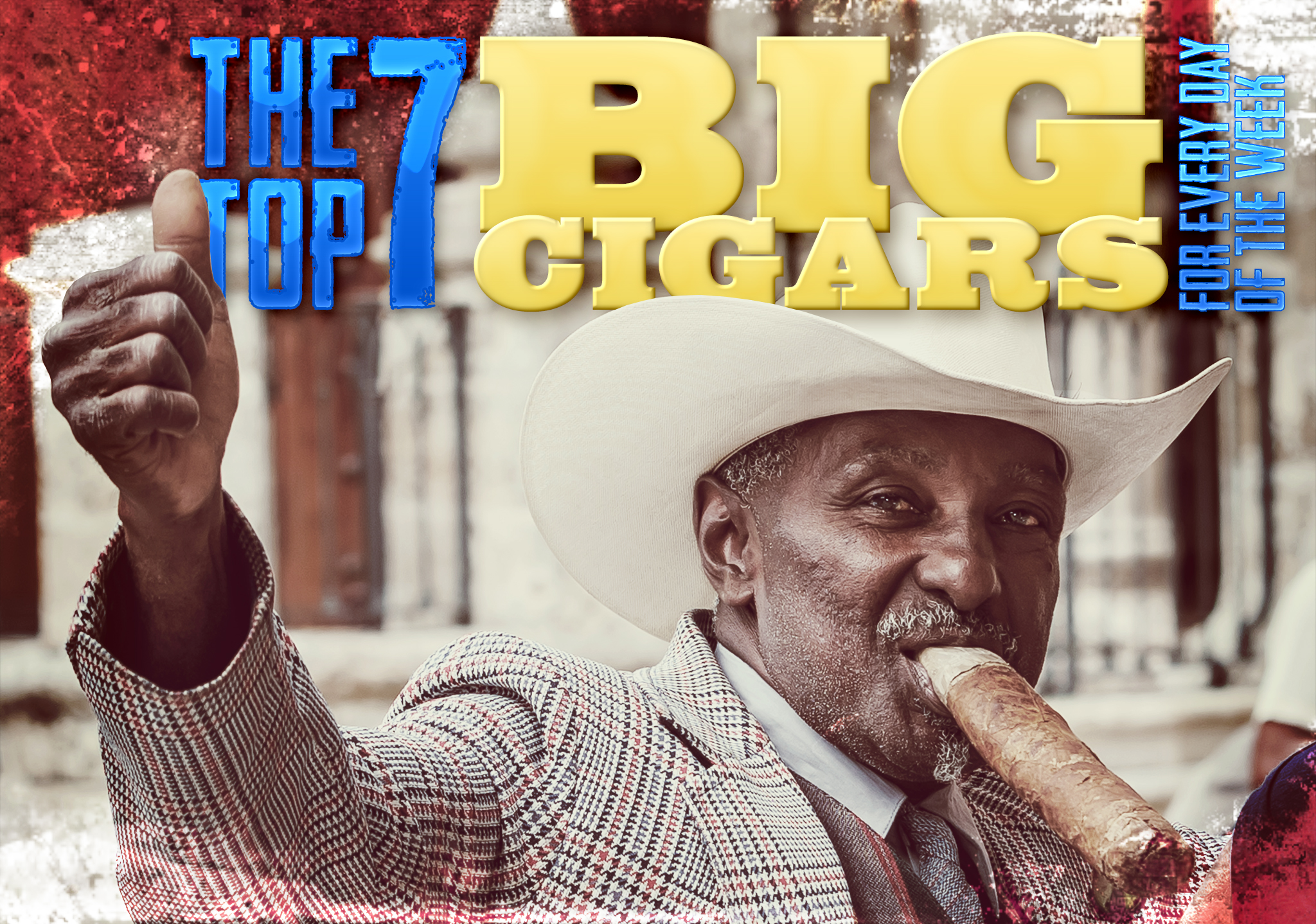 2014 CA Report: 7 Big Ring Cigars of the Week