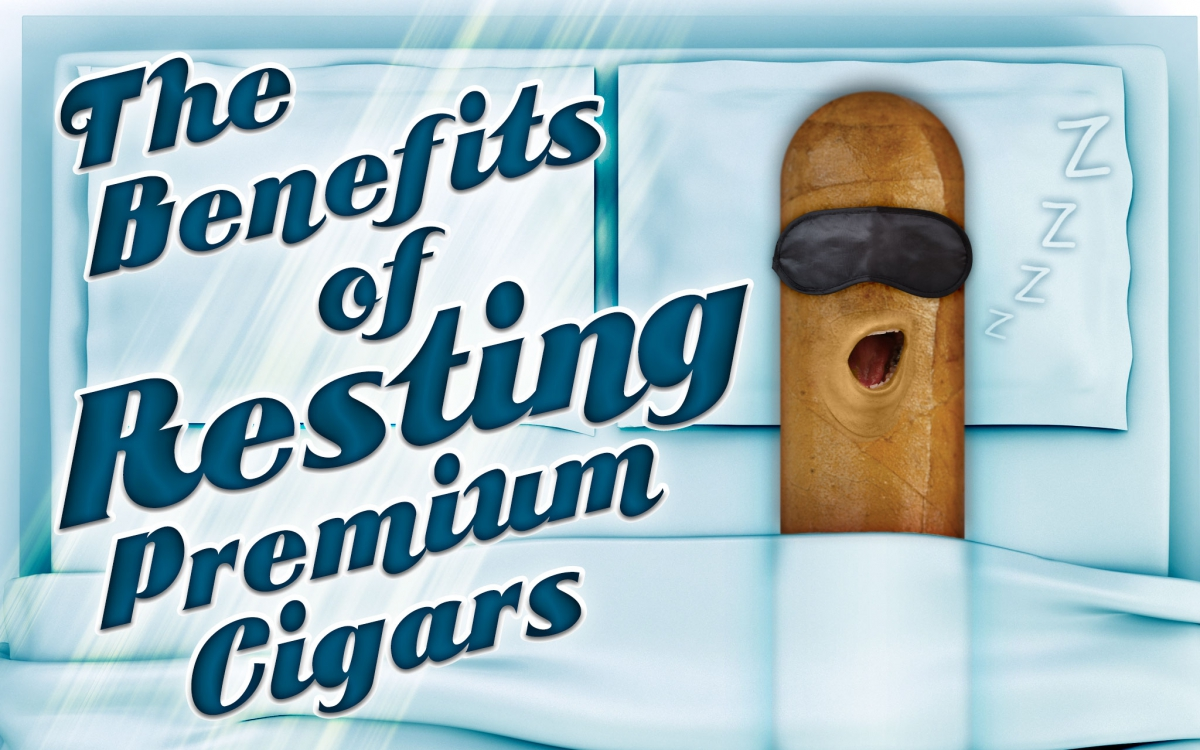 The Benefits of Resting Premium Cigars