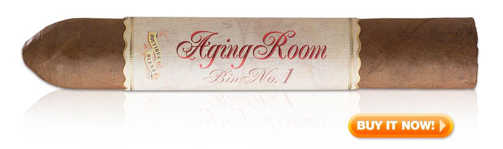 Aging Room Bin #1 Cigars