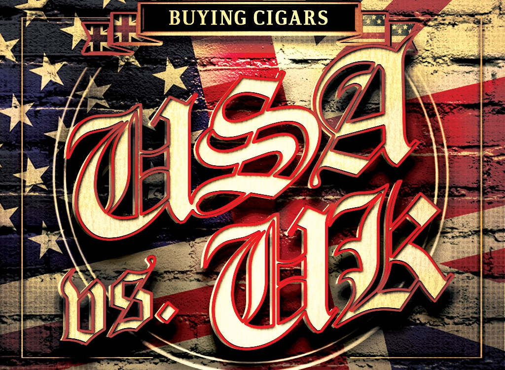Buying Cigars Overseas: The US vs UK Experience