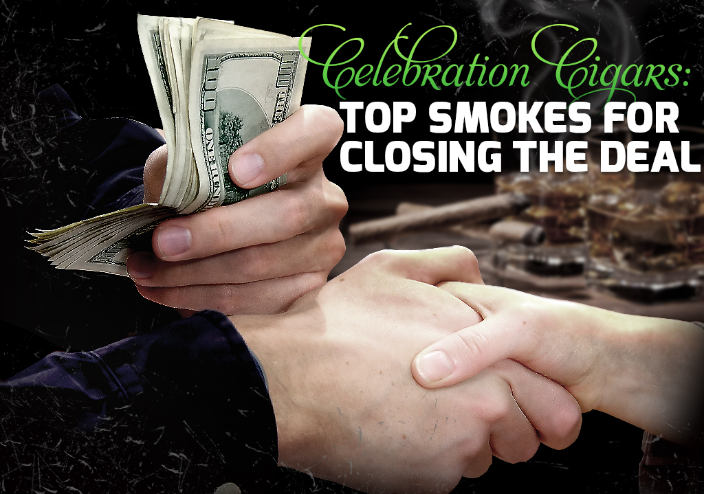 2014 CA Report: The Best Cigars for Special Occasions