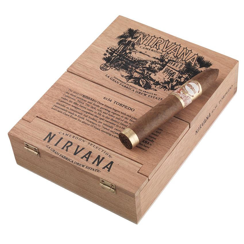 nirvana cigars by drew estate