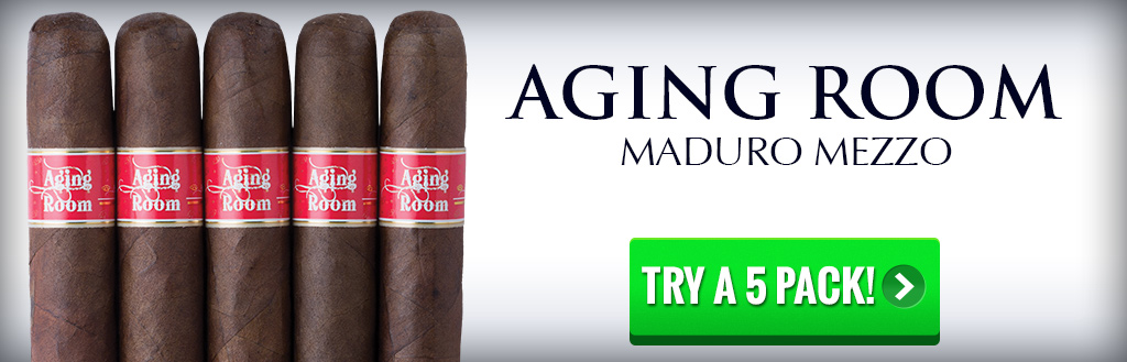 Aging Room Maduro 5 pack