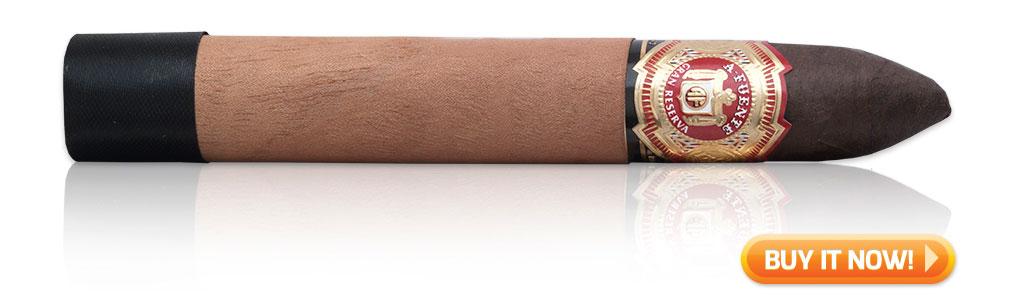 Arturo Fuente Chateau Fuente Sun Grown belicoso cigar