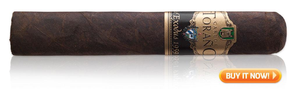 carlos torano exodus 1959 cigar