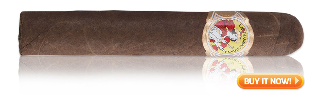 la gloria cubana cigar wavell