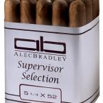 Alec Bradley Supervisor Selection