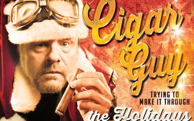 The Holiday Cigar: It's How I Survive Christmas